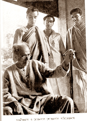 abinranath tagore, mohonlal poets best friend