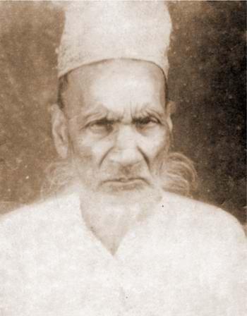 Poets father Ansaruddin