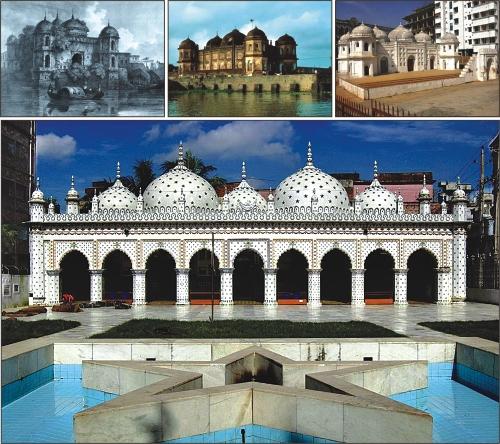 dhaka mosques