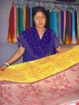 manipuri sari