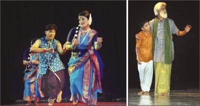 dance drama kabor