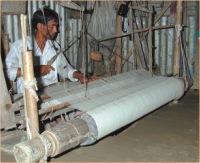 khadi weaver