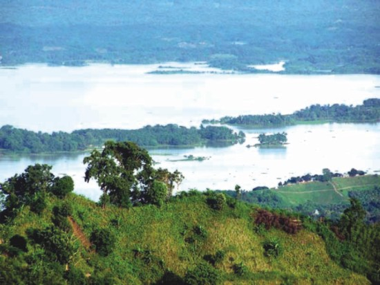 kaptai lake, ctg