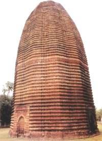Mathurapur Deul, Madhukahli, Faridpur, circa 1600.