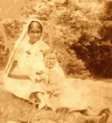jasims mother and grandson hashu- shilong