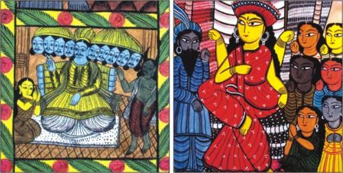 Pata-chitra: Pride of Bengal