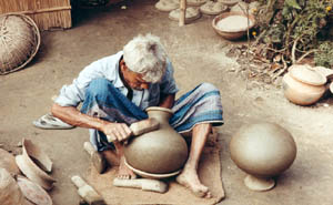 traditional pot making techniques