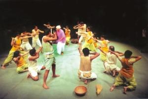 santal delhi performence