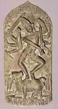 Nataraj Siva (basalt), 11th Century