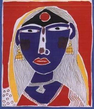painting by sukor- jasim uddin centanary