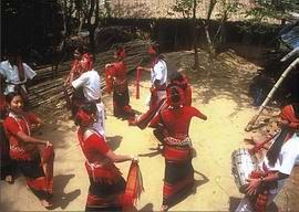 Garaiya dance